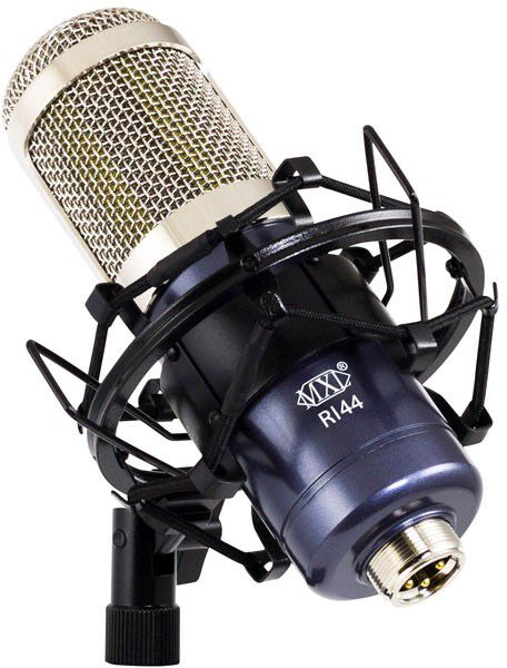 MXL R144 ribbon microphone.